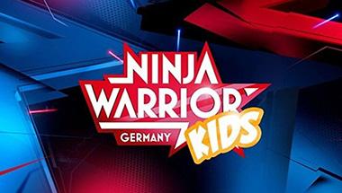Ninja Warrior Germany Kids