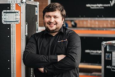 Alexei Mourychkine